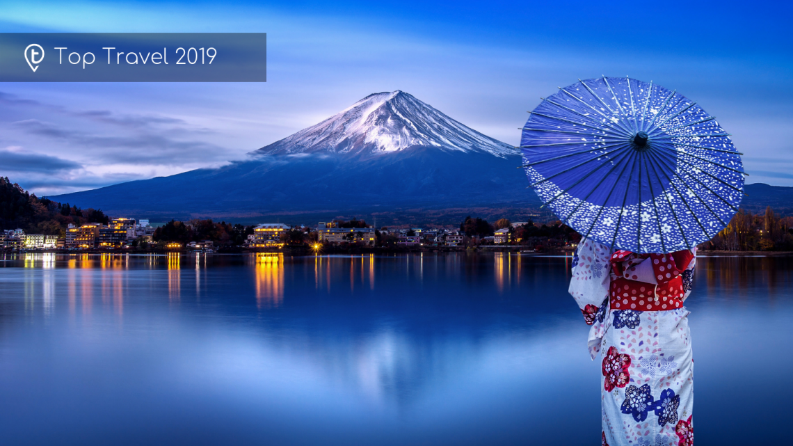 Top 10 Travel Destinations for 2019